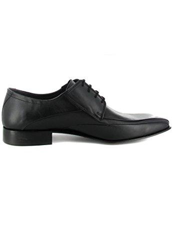 Chaussures pour homme mEN fRETZ noir chaussures en matelas grande taille