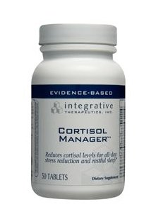 Integrative Therapeutics - Gestionnaire de cortisol ™ 30 Tabs