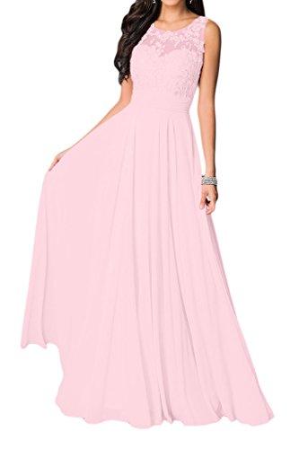 Missdressy - Vestido - trapecio - para mujer Rosa 46