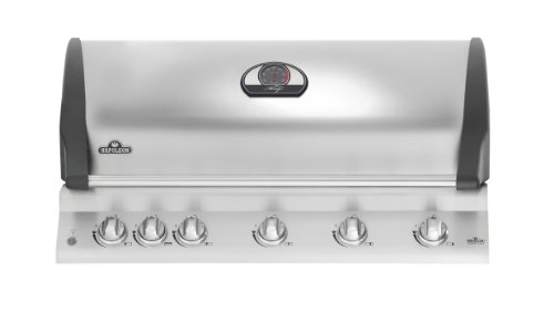 Napoleon Mirage 730 Built-In Natural Gas Grill Infrared Rear Burner
