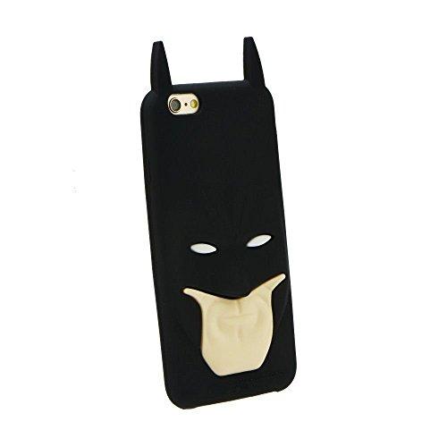 BACK CASE 3D BATMAN für Iphone 5 Hülle Cover Case Schutzhülle Tasche Teddy