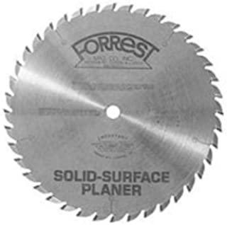 product image for Forrest CP10609100 Solid Surface Material 10-Inch 60 Tooth 5/8-Inch Arbor 3/32-Inch Kerf Radial & Miter Saw Blade