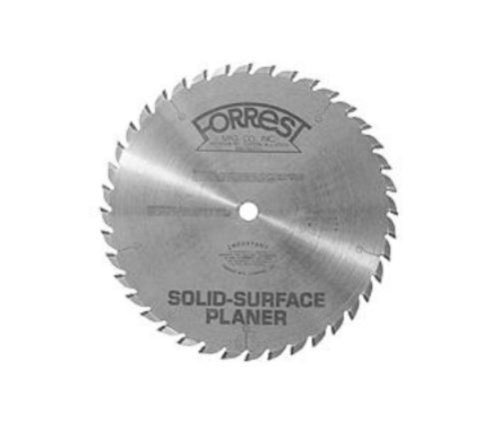Forrest CP08408100 Solid Surface Material 8-Inch 40 Tooth 5/8-Inch Arbor 3/32-Inch Kerf Table Saw Blade (Solid Surface Material)