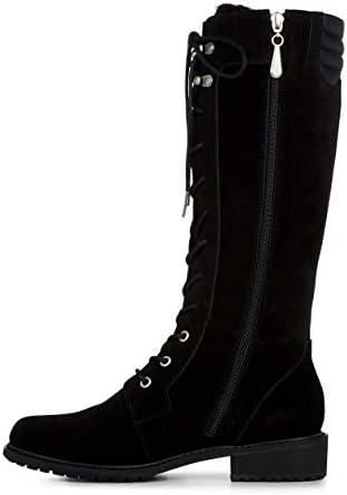EMU Australia Womens Biricet Hi Cow Suede Boots Size 38 EMU Boots
