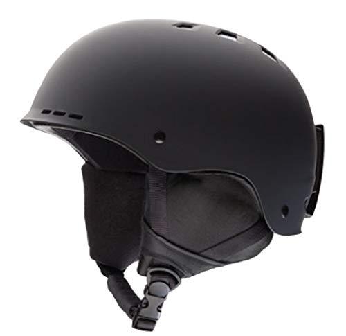 18-19 SMITH スミス ヘルメット HOLT ホルト スノーボード SNOW 正規品 B07H1RYY55 L_59-63cm|Matte_Black Matte_Black L_59-63cm