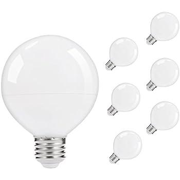 Lohas globe led bulb g25 75w 100w equivalent light bulbs e26 base jandcase patio light bulbs water resistant led vanity light bulbs 75w incandescent equivalent aloadofball Gallery