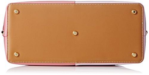 Arcadia Jill, Borsa a Spalla Donna, 14x23x38 cm (W x H x L) Rosa (Rosa Mix)