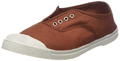 noisette Femme Baskets Tennis Bensimon 0706 Marron Elly wqv1nzX