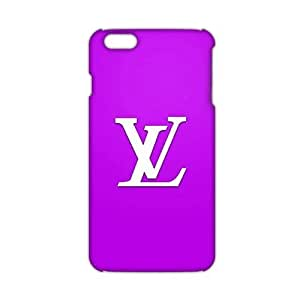 Cool-benz LV famous logo (3D)Phone Case for iphone 6