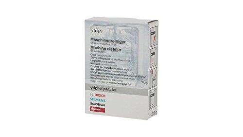 Original maschinenreiniger reiniger spülmaschine bsh clean bosch