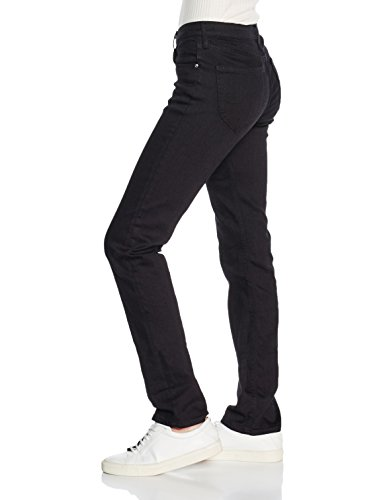 Droit Noir Black Jeans Femme Marion Rinse Lee OEqwg1aO