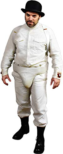 TrickOrTreatStudios A Clockwork Orange Droogs Adult Costume -