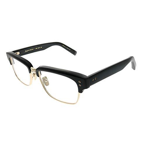 Eyeglasses Dita STATESMAN DRX 2011 J Blackblack swirl/12K ()