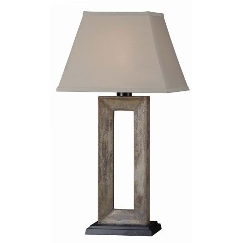 Outdoor Lamp Table - 8
