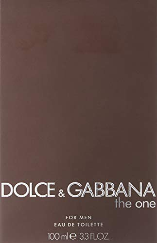 Dolce and Gabbana The One EDT for Men, 3.3 oz by Dolce & Gabbana (Image #2)