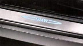 EuroActive BMW OEM F30/F31/F34/F80 3 Ser - F36 4 Ser Illum M Trim Front Door Tread Plates