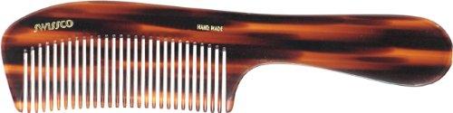 Swissco Tortoise Handle Comb