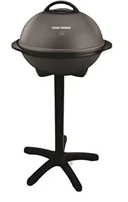 George Foreman GGR240L 15-Serving Indoor/Outdoor Grill