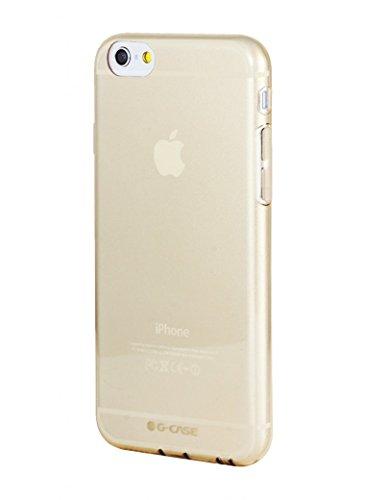G-CASE Coque ultra fine Gold pour iPhone 6 (4.7'') IPH647C009GLD