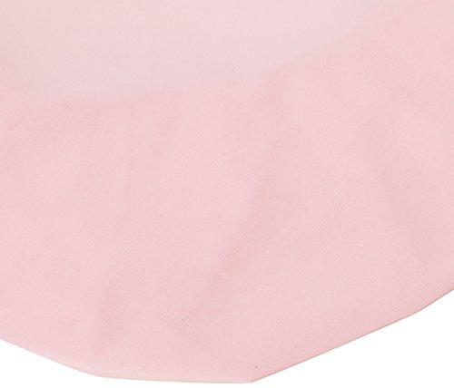 Babydoll Bedding Poly Cotton Bassinet Sheet, Pink, 13'' x 29'' by BabyDoll Bedding