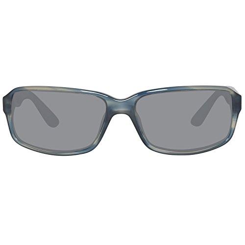 Timberland Blue Unisex 60 Sol Gafas Smoke de TB2114 6092A YXqZwYr