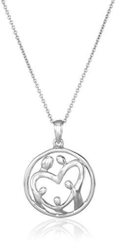 ly Pendant Necklace, 18