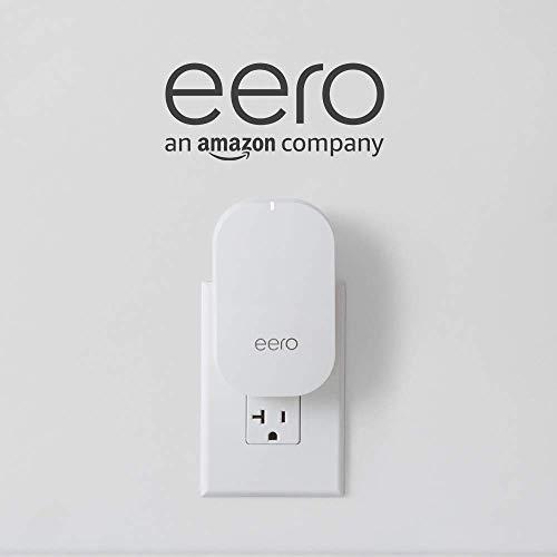 Amazon eero Beacon mesh WiFi range extender (add-on to eero...