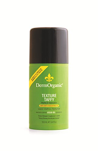 DermOrganic Texture Anti-Fade Taffy with Argan Oil - Layer, Define, Texturize, 3.4 - Ray A Define
