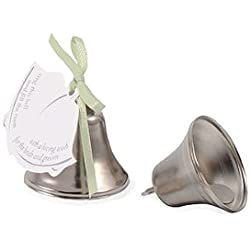 Weddingstar 1615 Mini Wedding Bells- Silver