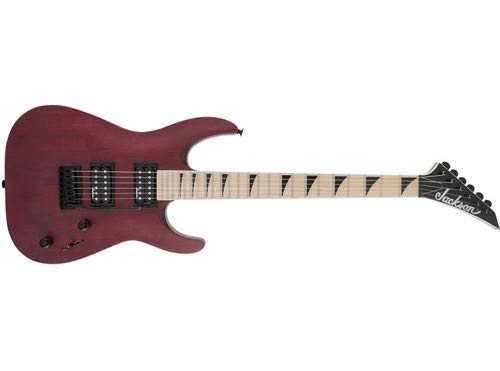 Jackson JS Series Dinky Arch Top JS22 DKAM Electric Guitar (Red Stain)