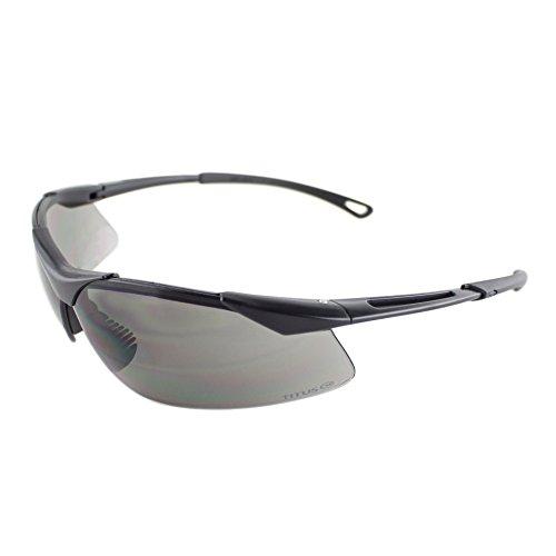 Titus G28 Smoke - Sport Safety Glasses (Standard, Smoke)