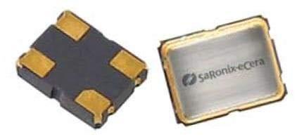 Standard Clock Oscillators 25 MHz, 3.3V LVCMOS, 25 ppm - Pack of 10 (FK2500025)