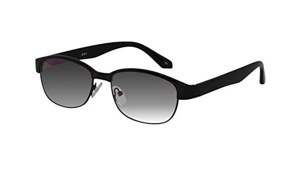 e6b911bae6f Amazon.com  EyeBuyExpress Sunglasses Reader Cheaters Glasses Men Women  Retro Style Black Anti Glare  Health   Personal Care