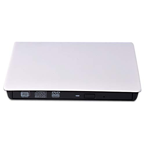 Bropher Portable USB 3.0 sata Interface cd DVD Drive External ()