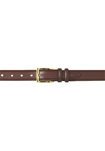 Kingsize Mens Leather Classic Stitch