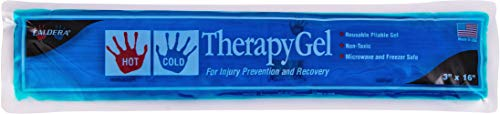 CALDERA Hot & Cold Therapy Gel - Relief from Aches & Pains, Dental Pain, Insect Bites, Joint Pains, Menstrual Cramps and Migraine (3x16)