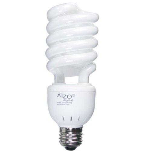 ALZO 27W Joyous Light Full Spectrum CFL Light Bulb 5500K, 1300 Lumens, 120V, Daylight White Light