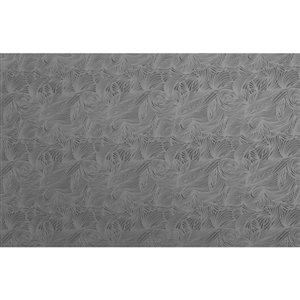 Cool Tools - Flexible Mega Tile - Floral Scrolls - 9.25'' X 6''