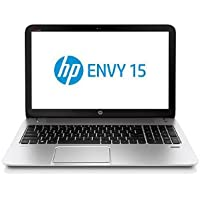 Hp envy 15t slim Quad Best Value:Core™ i7-4712HQ Quad Core Processor, 4GB NVIDIA GeForce GTX 850M Graphics, 15.6-inch diagonal Full HD WLED-backlit Display (1920x1080), 8GB Memory, 750GB HDD, Backlit Keyboard, Win 8.1
