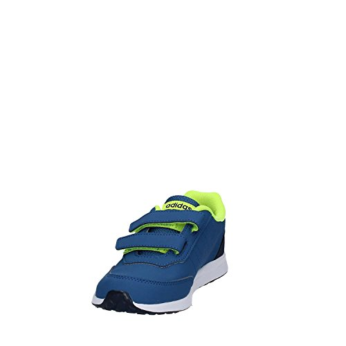 various colors 4f4c4 c879c ... adidas Unisex-Kinder Vs Switch 2 CMF C Fitnessschuhe, Weiß Rosa, ...