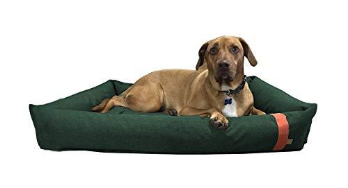 Cama Fábrica Pet para Cães, Grande, Verde