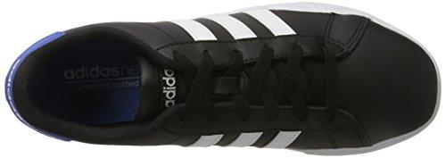 adidas Daily, Zapatillas de Deporte para Hombre negbas/ftwbla/azul