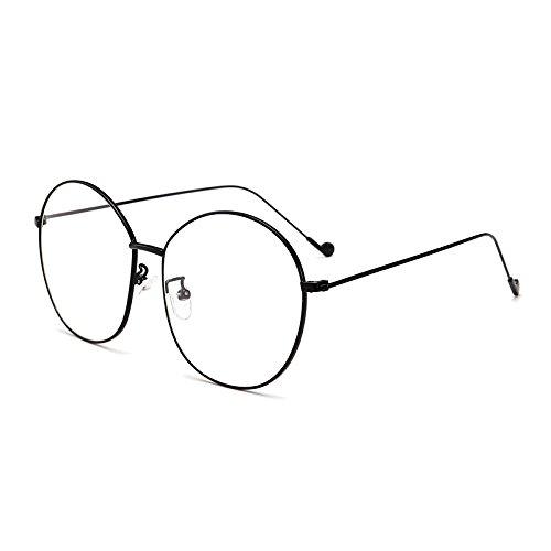Oversized Vintage Frames Men Metal amp;co Retro Circle Eyeglasses ...
