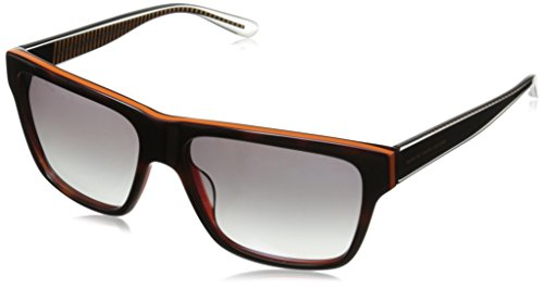 6debc5d66dea02 Marc by Marc Jacobs Lunettes de soleil 380 Iconic Black   Mud   Grey  Gradient Polarized
