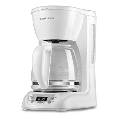 Black & Decker DLX1050W Dcm 12 Cup Coffee Maker B&d 12 Cup Coffee Maker