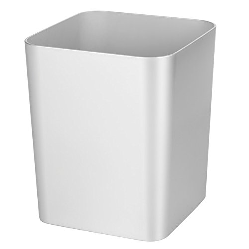 Interdesign Metro Ultra Waste Can for Bathroom; Kitchen; Home Office - ()