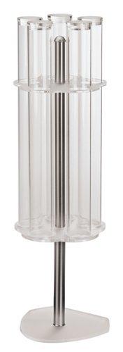 PADERNO - Rotating Ice Cream Cone Holder Plexiglass