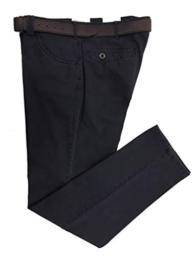 Pantalone Meyer 50 Art dublin Tg 5516 Col Scuro 18 Grigio Stretch Mod 25 rrw4qd7