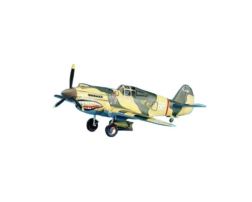 Academy Curtiss P-40B Tomahawk, used for sale  Delivered anywhere in USA