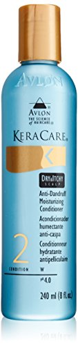 Avlon Keracare Dry and Itchy Scalp Anti-dandruff Moisturizing Conditioner, 8 Ounce